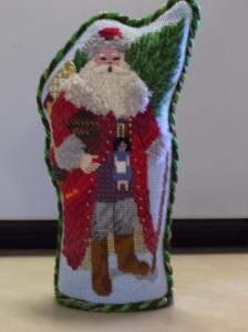 Colonial Santa
