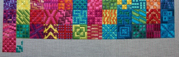 Amazing Color Row 10