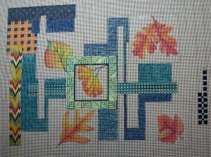 Leaf Collage 3-6