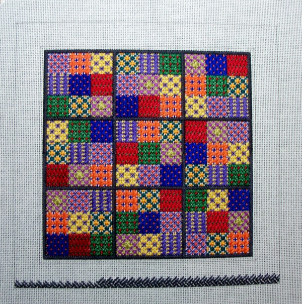 Puzzling the Spectrum Squares Done